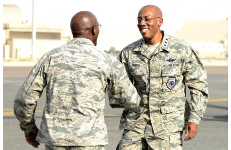 Air Force hero to receive a 4th star - US Black Engineer