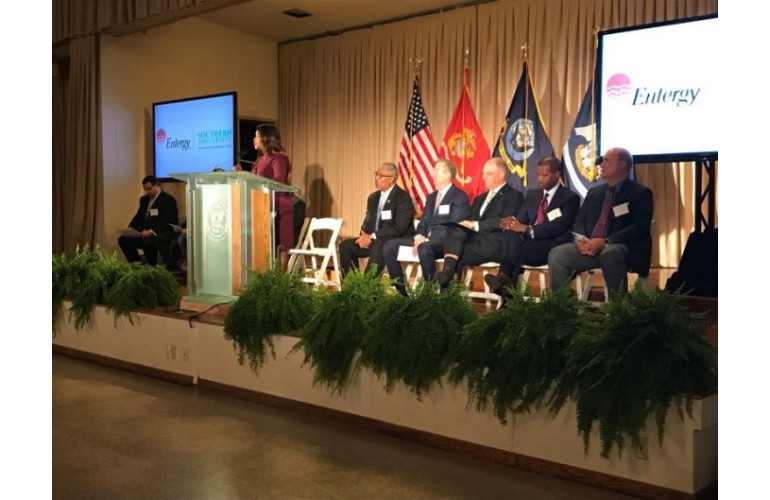 Entergy, Louisiana invest in Southern University - US Black