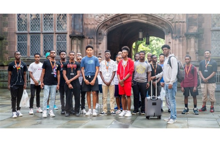 Summer Leadership Academy Heads Back To Princeton Us Black Engineer