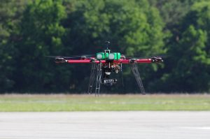 Drone at 2017 SUAS Competition