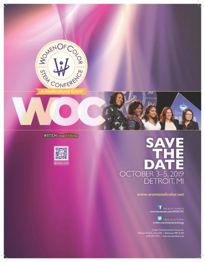 Women of Color Conference, Oct  3-5 - US Black Engineer