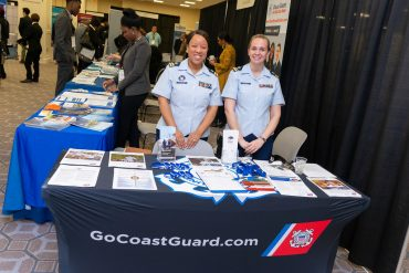 USBE celebrates Coast Guard's 229th birthday with a look to the future