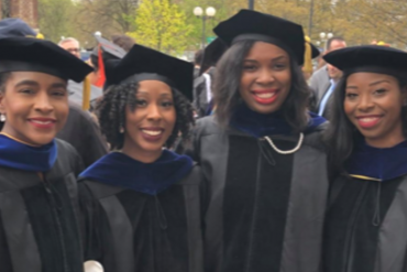 Four Engineers graduate with PhDs from University of Michigan