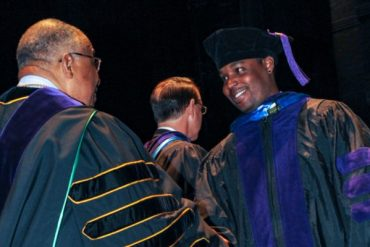 CCG's Education Dir. sets High Bar with Law School Graduation