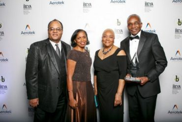 BEYA founders honored for Public Service