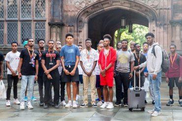 Summer Leadership Academy heads back to Princeton