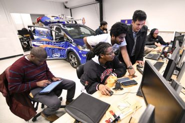 N.C. A&T Autonomous Auto team wins big in Autodrive competition