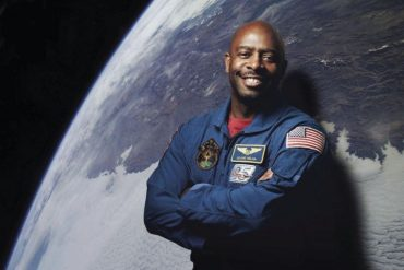 Why Leland D. Melvin doesn't let disability get in the way