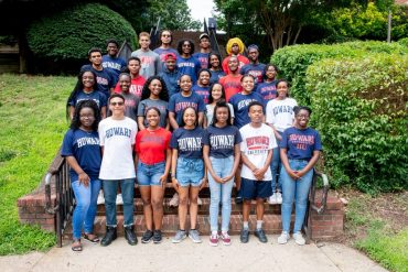 Howard University students end Summer Bridge Program with Trip to Berlin, Germany