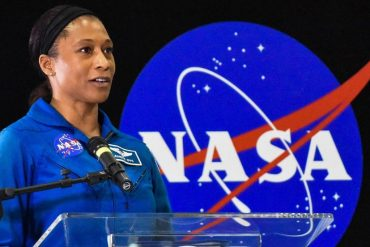 Jeanette Epps: The NASA astronaut who (almost) made history