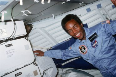 USBE's Tribute to First African Americans in Space