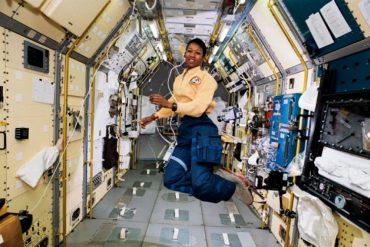 Achieving Liftoff: Black Women in Star Ships