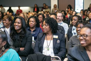 Save the date for this year's Women of Color in STEM Conference: Oct. 3-5