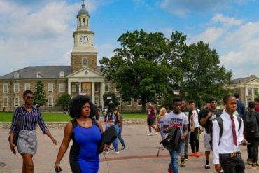 Morgan State wins NSF award to help get STEM students across the finish line