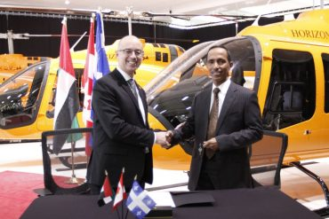 International Flight Academy gets the first of 12 Bell 505 Helicopters