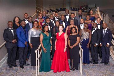 Meet the STEM professionals in Lockheed's 2020 BEYA Class Photo