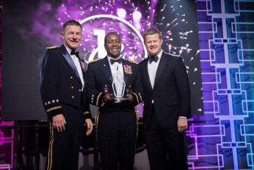 BEYA's Biggest Black History Celebration: Army CIO receives Black Engineer of the Year Award