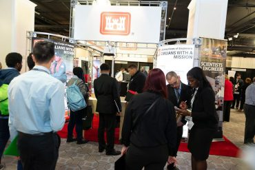 Top Employers at the 2020 BEYA STEM Career Fair