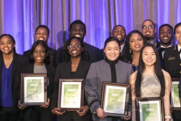 STEM Students take home multiple awards at BEYA 2020