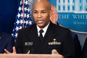 "'We will get through this,"" says Nation's Doctor: Dr. Jerome Adams"