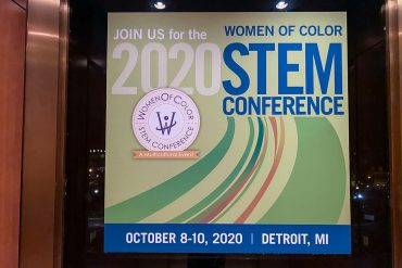 Women of Color STEM Conference Announces 2020 Winners