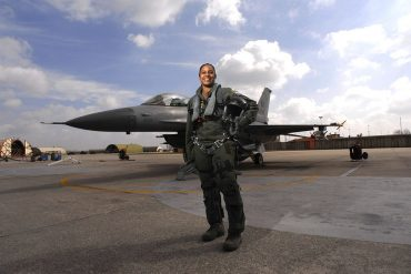 Shawna Rochelle Kimbrell: First Black female pilot in the Air Force