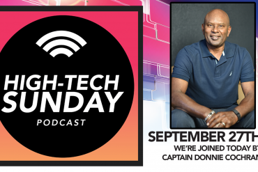 Captain Donnie Cochran is on this week's High-Tech Sunday