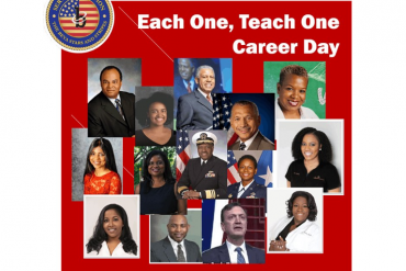 Save the date: Each One, Teach One Career Day, Saturday, November 14