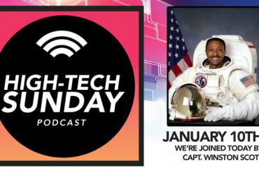 Conversation with retired U. S. Navy Captain and aviator Winston E. Scott | High-Tech Sunday Podcast
