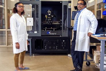 3D Printing research showcased in Additive Manufacturing journal