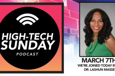 Conversation with Dr. Lashun Massey, an environmental engineering professor | High-Tech Sunday Podcast