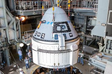 Second test flight of Boeing's Starliner capsule will carry HBCU Pennants