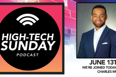 High-Tech Sunday feat. Charles Muse, program engineering manager, General Motors
