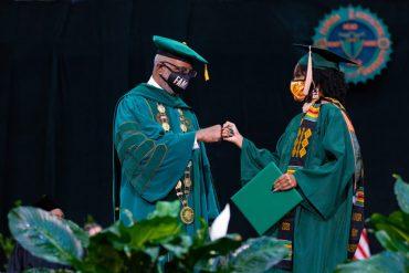 FAMU celebrates debt relief, summer grads at in-person commencement ceremonies